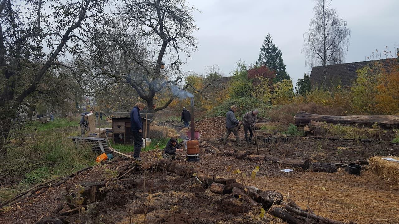 Schrieverswold | Plantdag | Aanplanten bomen, struiken en heesters
