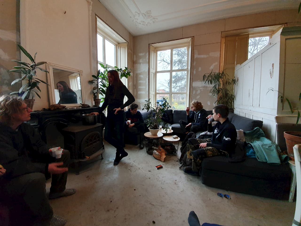 Schrieverswold | Plantdag | Vrijwilligers IVN