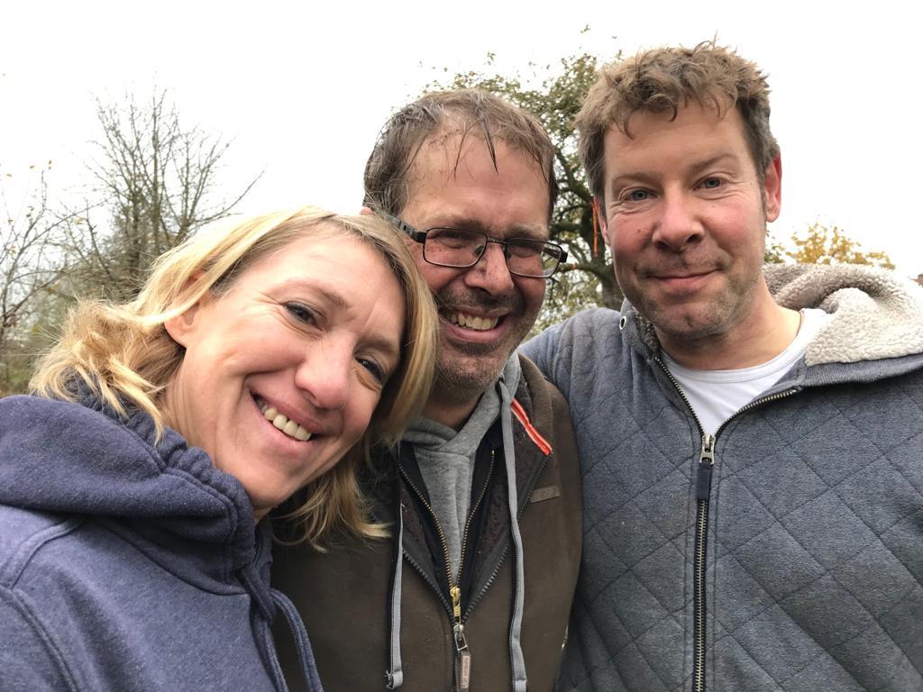 Plantdag Schrieverswold | Martina, Ronald en Sven